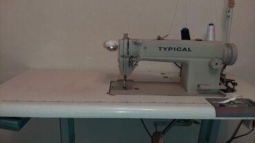 Швейная прямострочная машинка Typical. В хорошем рабочем состоянии