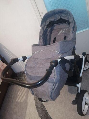 Польская коляска 2в1 bebetto pascal