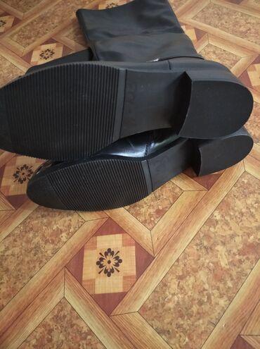 Женская обувь в Ош: Женские сапоги