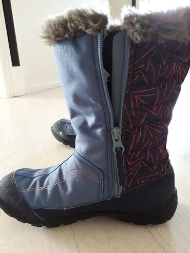 qış ortopedik uşaq ayaqqabıları - Azərbaycan: Qış ayaqqabısı (ботинки)