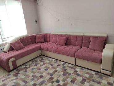 Раскладной угловой диван. Производство местное. Покупали в марте 2020г