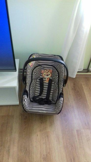 Auto sedište i nosiljka za decu do 13kg,sadrži i dodatak za zaštitu - Kragujevac