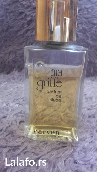 Original ma griffe by carven, 120 ml parfum de toilette splash. Vidi - Zrenjanin