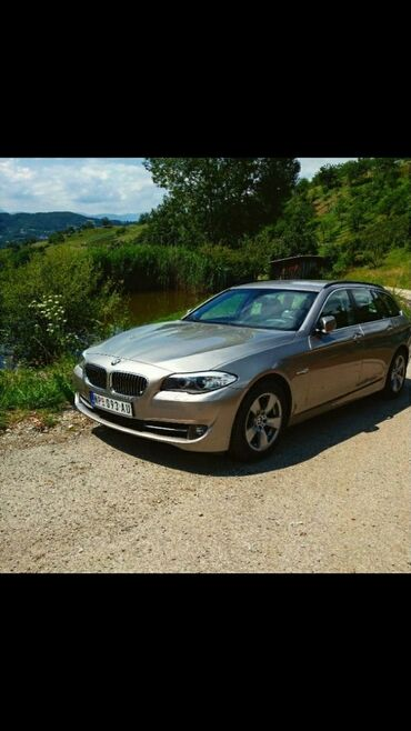 Bmw 5 серия 520i 4at - Srbija: BMW 5 series 2 l. 2011