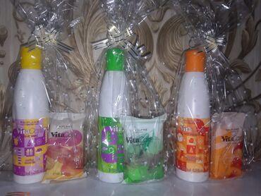 стартовый набор для наращивания ресниц цена в Кыргызстан: Гель для душа, мыло,крем. в наличии. Подарочные наборы. Продукция
