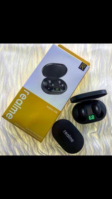 """Realme Bluetooth qulaqcıq """"Mağaza"""" 🛍️ Yalnız bizdə bu qiymətə 👍 🚇 Metr"""