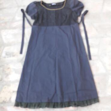Pantaline mona viskiza - Srbija: RASPRODAJA  MONA crna haljina vel XL