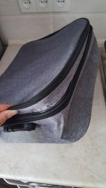 Сумки - Бишкек: Органайзер новый для хранение документов.цвет серый