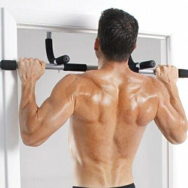 тренировки по боевому самбо в Кыргызстан: Тренажер турник Iron Gym (Айрон Джим, Пауэр Джим) - это