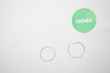 Сережки кільця   Діаметр: 6 см  Стан гарний