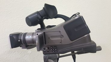 видеокамера в Азербайджан: Видеокамера Panasonic MD 9000 . Состояние хорошее. В комплекте