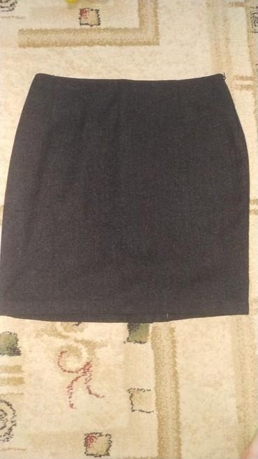 Офисная юбка, женская, размер 44-46, новая, на осень тоже подойдёт
