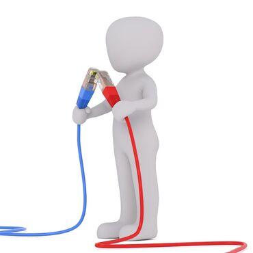Электрик | Демонтаж электроприборов, Подключение электроприборов, Установка коробок