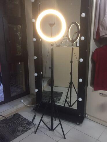 Светодиодная кольцевая лампа для фото и видео съемки Ring Fill Light