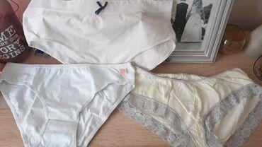 Majica bruce lee - Srbija: ● 3 tri para gacica vel.XL ●3 komada lepog vesa, vel. XL Beli ves su