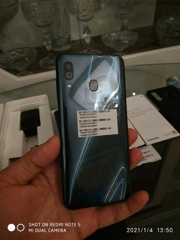 Samsung g7102 - Азербайджан: Б/у Samsung A30 32 ГБ Черный