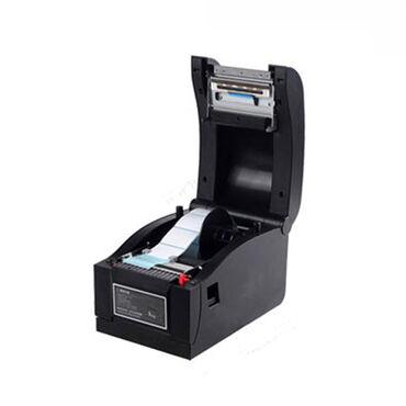 купит-принтер в Кыргызстан: Термопринтер Xprinter XP-350B для чеков и этикеток, ценников.успейте