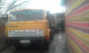 Камаз доставка песок ивановский, в Бишкек