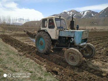 в Дароот-Коргон: Юмз трактор сатылат басы 250 000 сом абалы отилично
