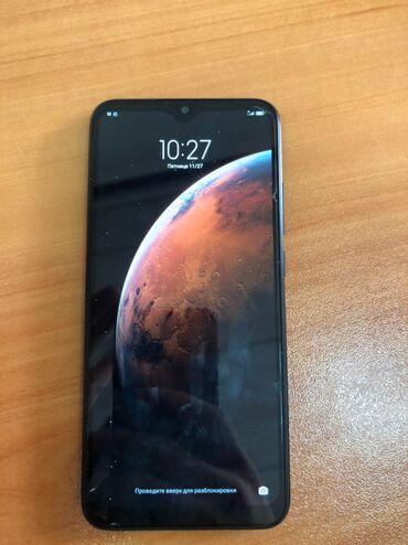 Xiaomi Redmi 9C- Система MIUI 12 - Отпечаток работает - Распознавание