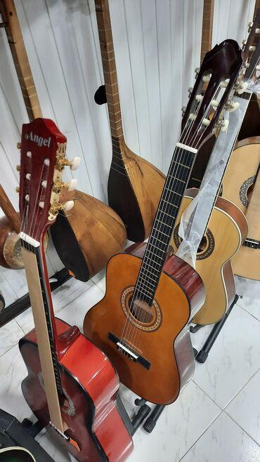 Klassik gitara teze pakofqa  Rast musiqi aletleri maģaza ùnvanalari