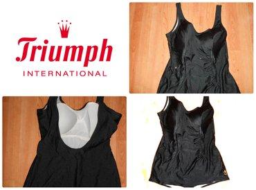 Outfit jednodelni kupaci - Srbija: Kupaci jednodelni Triumph vel. 46 Kupaci kostim poznatog bredna