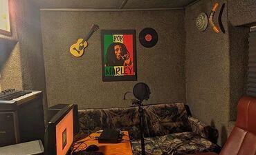 Студия звукозаписи Запись песен, запись голоса для рекламных роликов