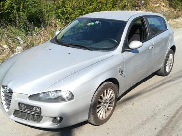 Delovi - Srbija: Delovi za Alfu 147 1.9JTD 140ksKopmpletan auto u delovimaOriginalni