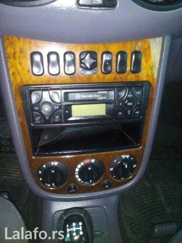 Mercedes kacket - Srbija: Mercedes-Benz A 160 2001