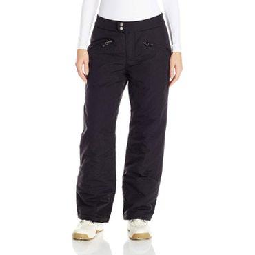 женские брюки для активного отдыха эйвон в Кыргызстан: Женские лыжные брюки White Sierra Toboggan новые, утепленные, размер