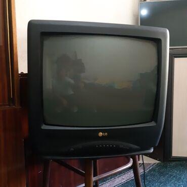 телевизор lg чёрный в Кыргызстан: Телевизор в отличном состоянии!
