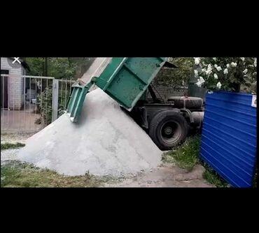 Дом и сад в Ак-Джол: Отсев отсев отсев песок песок песокОтсев чистый для стяжкиОтсев под