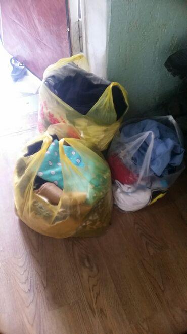 Находки, отдам даром - Кыргызстан: Отдам вещи женские разных размеров детских нет живу в канте