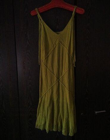 50 oglasa: Mint haljina, predivan model. U super stanju, bez ostecenja.Velicina
