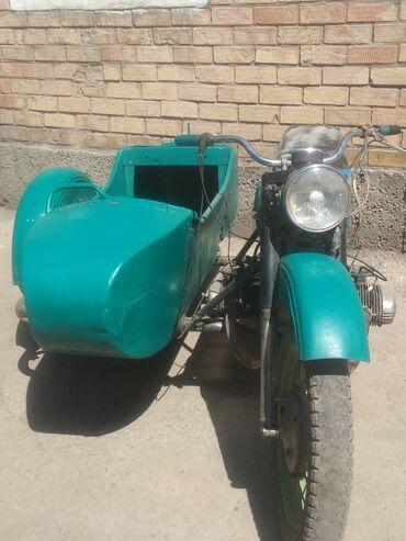 урал в Кыргызстан: Продаю Урал М6736, цвет морской волны, год 1983. Рабочий на ходу