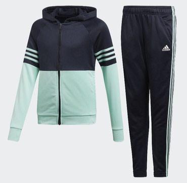 детская кофта в Кыргызстан: Детский спортивный костюм Adidas Hooded Track Suit• Детский комплект