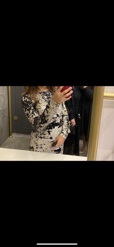 Срочно продаю вечернее платье Размер S 2000 сомпроизводство Турц