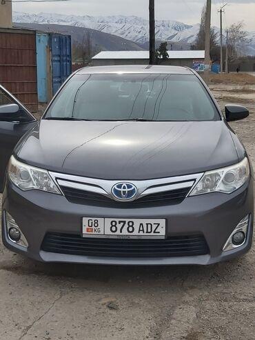 Toyota Camry 2.5 л. 2013 | 104000 км