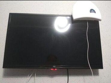 ТВ и видео в Кыргызстан: Продаю телевизор AVA 32 LED HD Black, разрешение экрана 1366x768