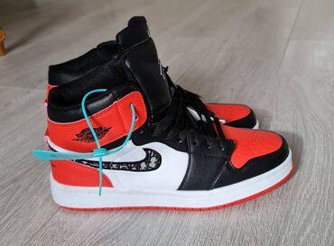 liman кроссовки в Кыргызстан: Nike air jordan 1 Джорданы 1