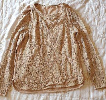 H&M bluza, par puta obučena za neke prilike, kao nova. Rukavi su