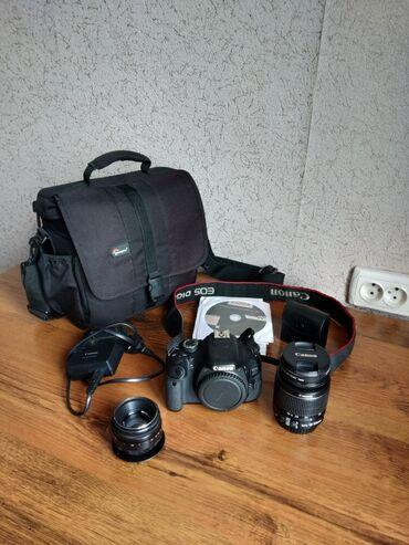 canon 1200 d в Кыргызстан: Продаю Canon 600d. Только писать! Состояние хорошее В комплекте: Камер