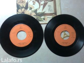 Prodajem gramofonske ploče sa slike, prve tri slike singlić, pesma - Nova Pazova