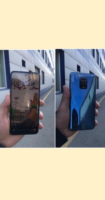 видеокамера xiaomi в Азербайджан: Б/у Xiaomi Note 9 Pro 128 ГБ Синий