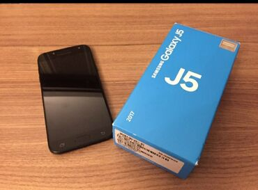 Samsung 9 - Азербайджан: Новый Samsung Galaxy J5 16 ГБ Черный