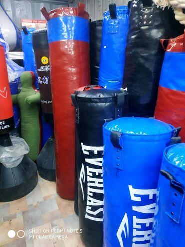 Боксерские груши - Кыргызстан: Продаю Боксерский груши мешок качества % Российский