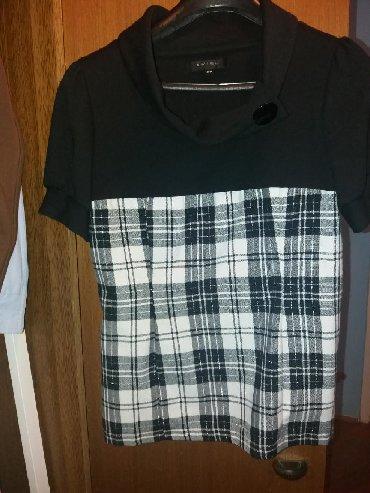Ženska odeća   Bor: RASPRODAJA. INTERESANTNA tunika kratkih rukava. samo 350 din. Crni