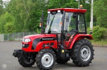 - Azərbaycan: Foton 504 Bağ Traktoru  Xüsusiyyətlər Mühərrikin növü:QC495 / A495