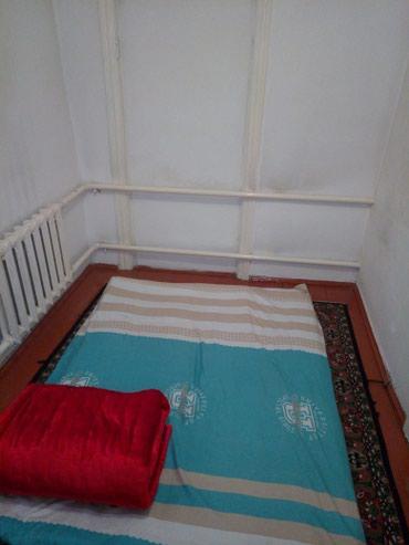 Сдается две комнаты,в частном доме.для в Бишкек