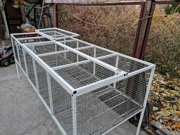 Клетка для кроликов и бройлеров. (новая). Дешевле никак, себестоимость